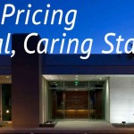 Competitive Pricing, Professional, Caring Staff